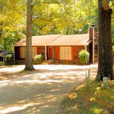Rental info for Near NCSU | Exceptional 4BR 2BA Ranch on 1/2 Acre Lot Near Wolfline in the Raleigh area