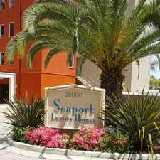 Rental info for Seaport Homes 28000 S Western Ave #Model A