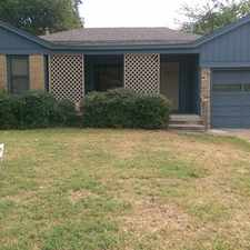 Rental info for 3 bed, 1 bath, 1 car garage in NW OKC.