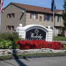 Rental info for Woodridge Apartments