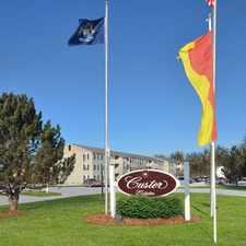 Rental info for Custer Estates Apartments