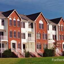 Rental info for Sun Valley at Florham Park