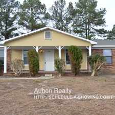 Rental info for 2807 Butler Manor Drive