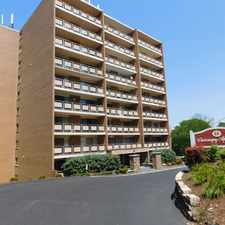 Rental info for Chateaugay Apartments in the Pittsburgh area