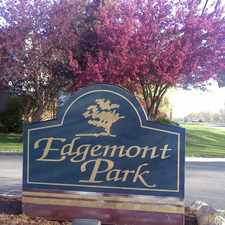 Rental info for The Townhomes of Edgemont Park