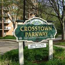 Rental info for Crosstown Parkway Senior Community in the Kalamazoo area