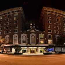 Rental info for The Princess Martha Senior Living Community in the Downtown area