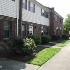 Rental info for Shamrock Garden Townhomes