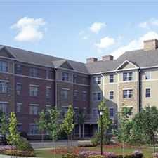 Rental info for Riverside Landing at Delaware Place