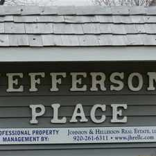 Rental info for Jefferson Place Apartments