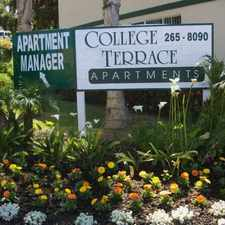 Rental info for College Terrace Apartments