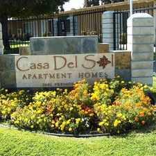 Rental info for Casa Del Sol Apartment Homes