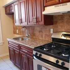Rental info for King's Apartments at Queen Lane in the East Germantown area
