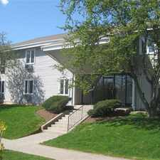 Rental info for Branford Hills Apartments in the East Haven area