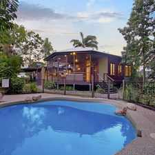 Rental info for An Amazing Queenslander with Pool!