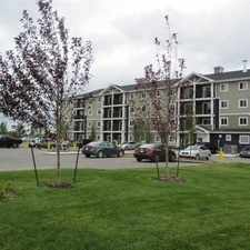 Rental info for Beautiful Newer 2 Bdrm w/ Balcony, Dishwasher & In-Suite Laundry ~ MacTaggart in the Terwillegar South area
