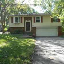 Rental info for Spacious 3 Br, 1 Ba Ranch House w/ 2 Car Attached Garage