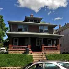 Rental info for 730 Grant , Springfield