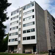 Rental info for 1 Bedroom Apartment for Rent: 295 Lakeshore Dr., North Bay in the North Bay area