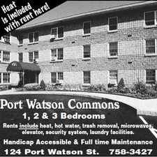 Rental info for Port Watson Commons