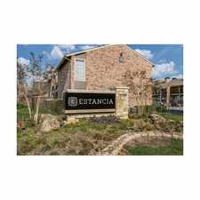Rental info for Estancia in the Lake Highlands area