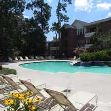 Rental info for Verandah at Lake Pointe in the Houston area