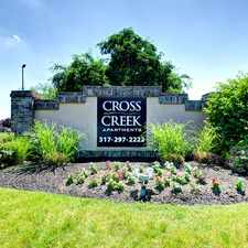 Rental info for Cross Creek