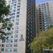 Rental info for Twin Towers in the Chicago area
