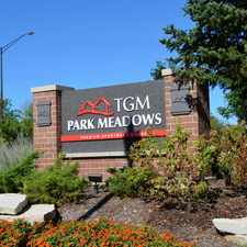 Rental info for TGM Park Meadows