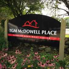 Rental info for TGM McDowell Place