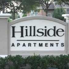 Rental info for Hillside Community