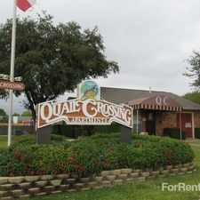Rental info for Quail Crossing Apartments