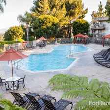 Rental info for Oakwood Toluca Hills