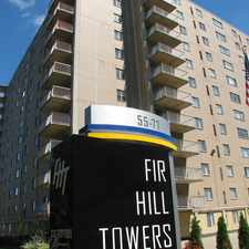 Rental info for Fir Hill Towers