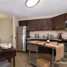 Rental info for Chestnut Place Apartments in the Chicago area