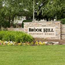 Rental info for Brook Hill Apartment Homes in the Westmont area