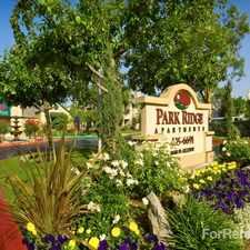 Rental info for Park Ridge Apts.