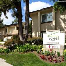 Rental info for Eaves Cerritos in the Long Beach area