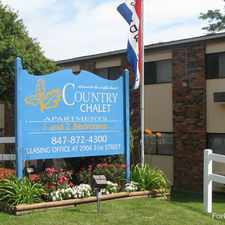 Rental info for Country Chalet Apartments