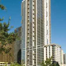 Rental info for The Tides at Lakeshore East Apartments