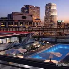 Rental info for TENTEN Wilshire