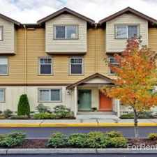 Rental info for Northshore Townhomes