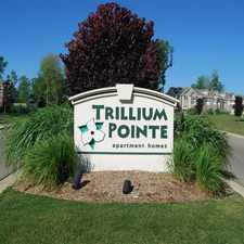 Rental info for Trillium Pointe Apartment Homes