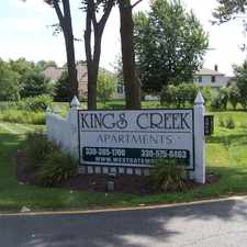 Rental info for Kings Creek in the North Canton area