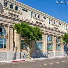 Rental info for San Pedro Bank Lofts