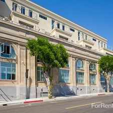 Rental info for San Pedro Bank Lofts in the Los Angeles area