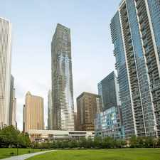 Rental info for Aqua at Lakeshore East Apartments