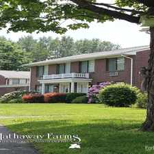Rental info for Hathaway Farms Townhomes
