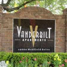 Rental info for Vanderbilt Lodge in the Houston area