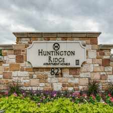 Rental info for Huntington Ridge